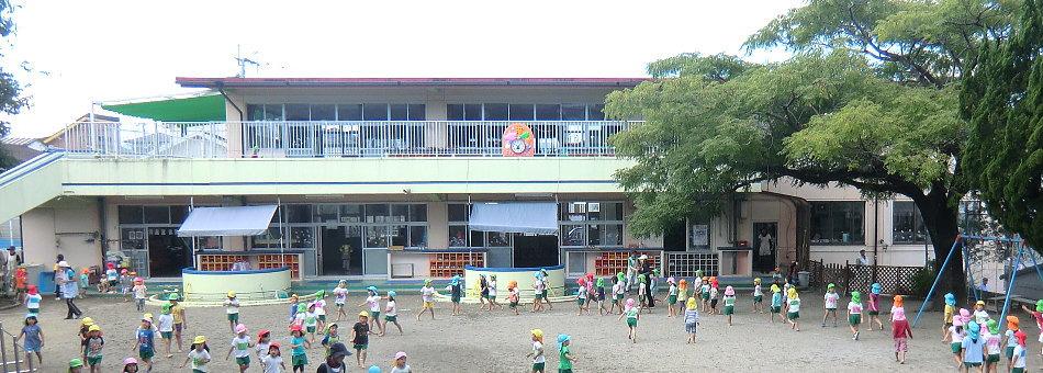 南ヶ丘幼稚園園舎写真